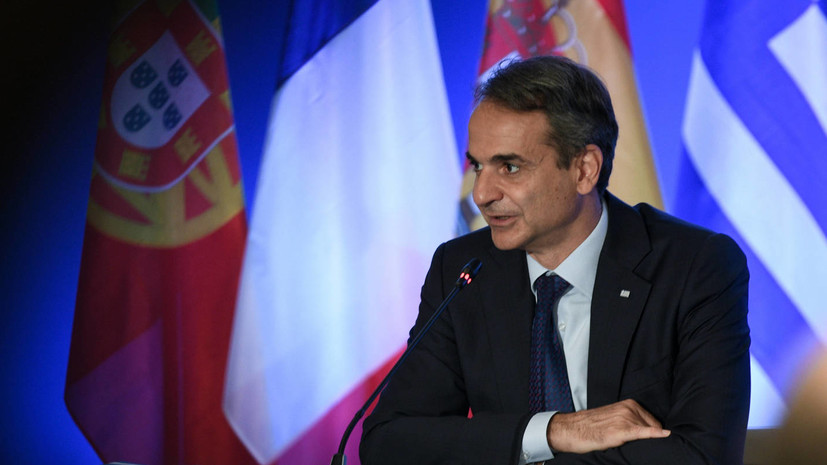 Премьер Греции заявил о важности сотрудничества с Турцией