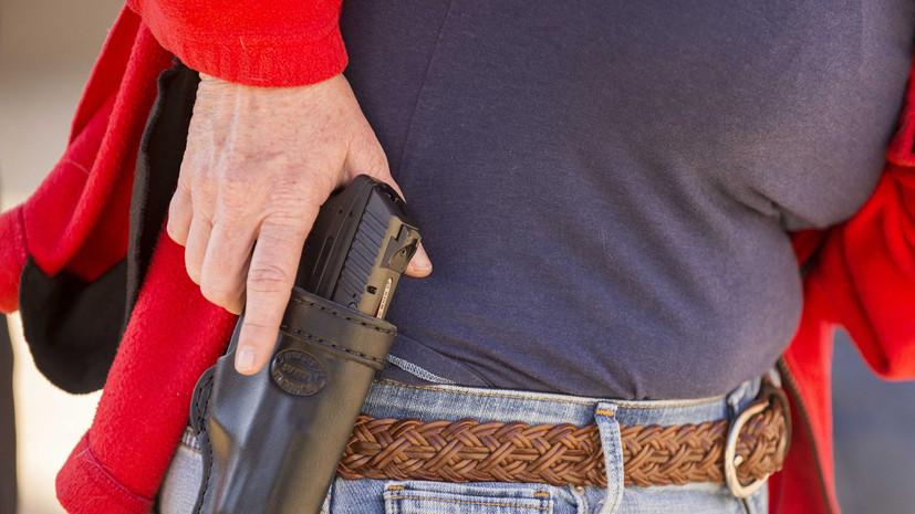 В Госдуме предлагают расширение перечня оснований для отказа в лицензии на оружие