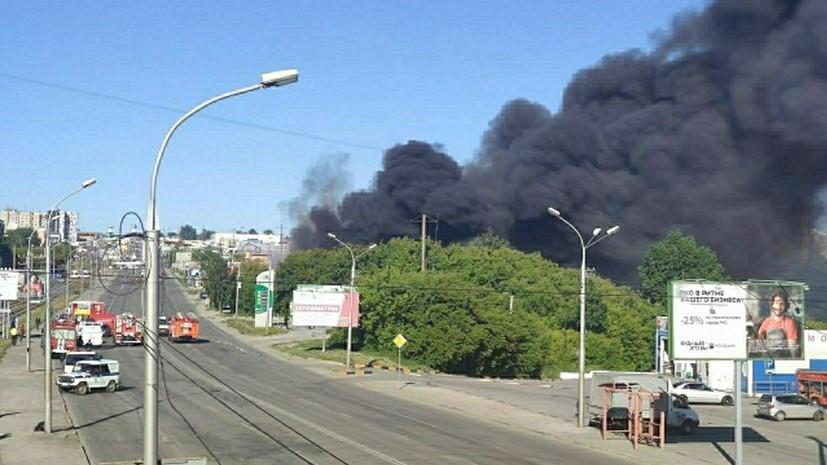 Директора сгоревшей АЗС задержали в Новосибирске