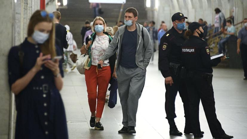 «Около 80%»: Собянин указал на взрывной рост диагностики COVID-19 в Москве