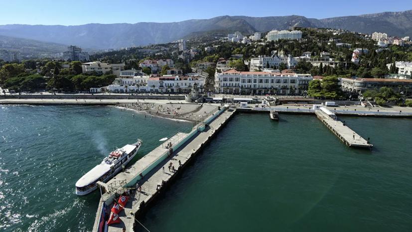 В Крыму назвали ничтожной идею Киева обложить полуостров налогами