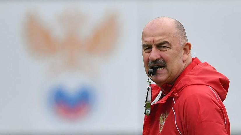 Черчесов поделился ожиданиями от матча Финляндия — Россия на Евро-2020