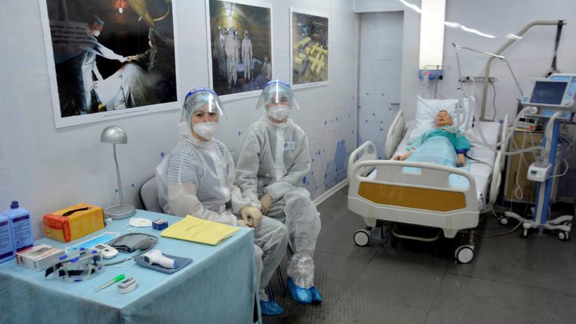 Хабаровский край возвращается к ограничениям из-за коронавируса