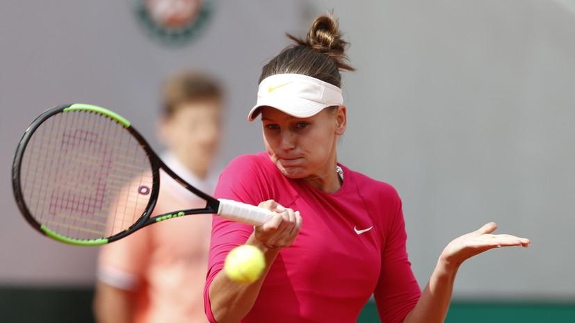 Кудерметова обыграла Мухову в матче первого круга турнира WTA в Берлине