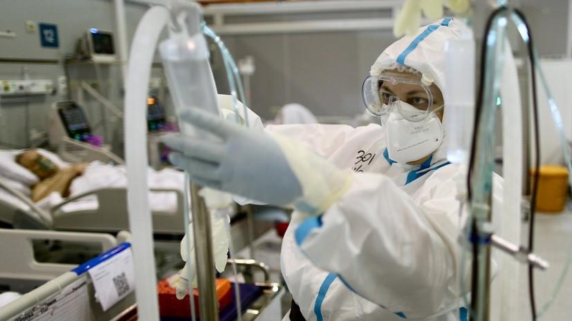 В Подмосковье рассказали об ухудшении ситуации с коронавирусом