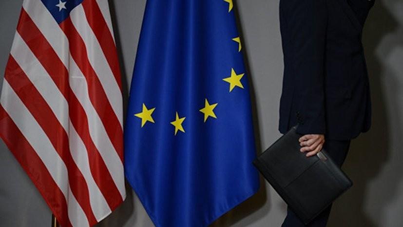 США и ЕС договорились прекратить спор вокруг Boeing и Airbus