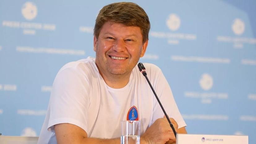 Губерниев: руководство приняло решение представить меня к званию народного артиста России