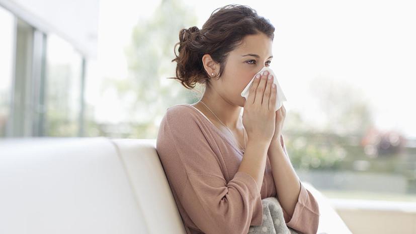 Воздействие риновируса: учёные исследовали связь простуды, интерферона и COVID-19