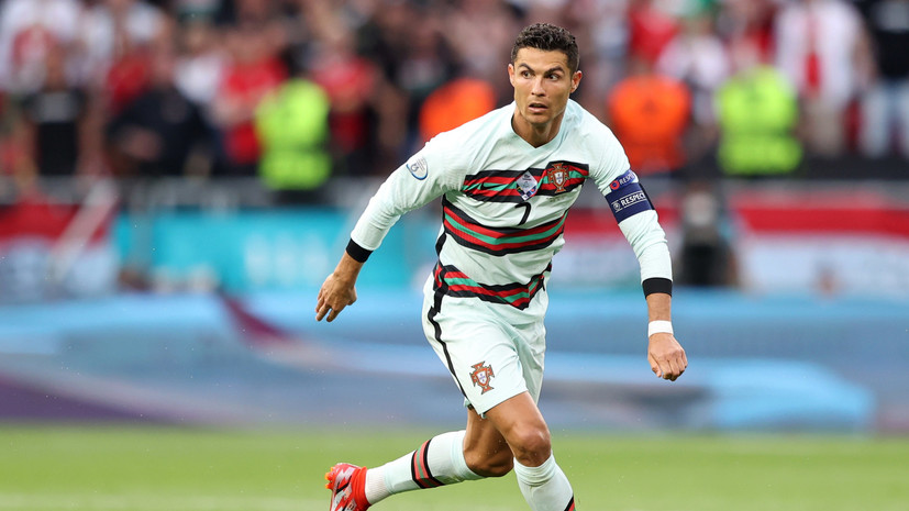 Дубль Роналду помог Португалии разгромить Венгрию на Евро-2020