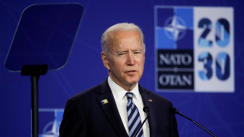 Байден выдвинул кандидата на пост представителя США при НАТО