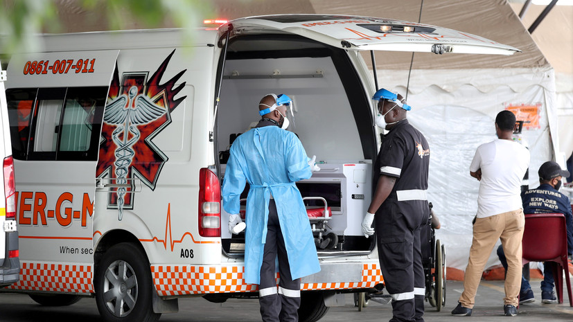 В ЮАР ужесточили карантинные меры в связи с коронавирусом