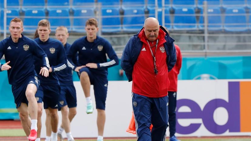 Губерниев обратился к сборной России по футболу перед матчем с Финляндией