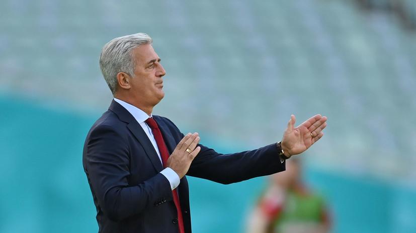 СМИ:«Зенит» ведёт переговоры с тренером сборной Швейцарии по футболу
