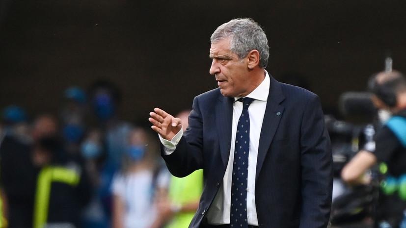 Тренер сборной Португалии считает справедливым результат матча с Венгрией