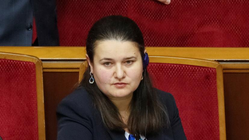 В Госдепе проведут встречу с послом Украины в США