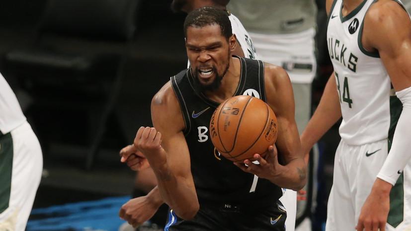 «Бруклин» победил «Милуоки» и вышел вперёд в серии плей-офф НБА