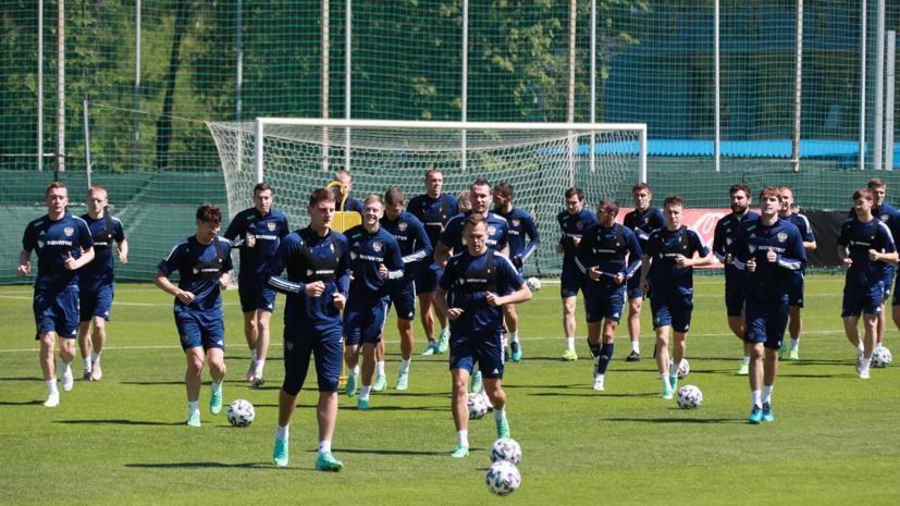 Писарев высказался о самоуверенности футболистов сборной России
