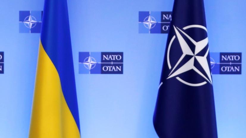 Политолог прокомментировал требования НАТО от Украины «большего» для вступления в альянс