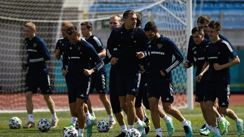 Писарев сравнил нынешнюю сборную России с командой образца 2008 года