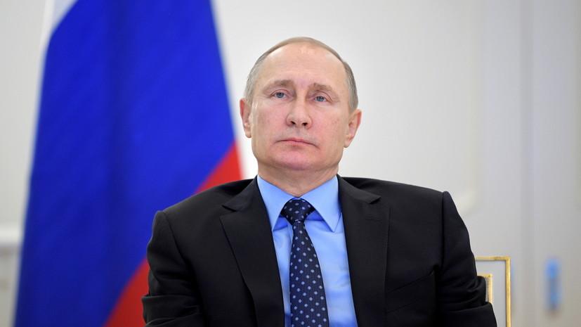 ТАСС: Путин вылетел в Женеву