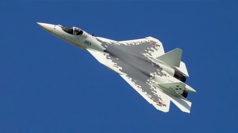 Двухместный вариант: каковы перспективы экспорта российского истребителя пятого поколения Су-57