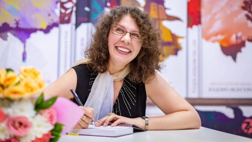 Александра Маринина рассказала о романе «Другая правда»