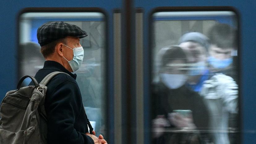 В транспорте Москвы усилят меры безопасности из-за COVID-19