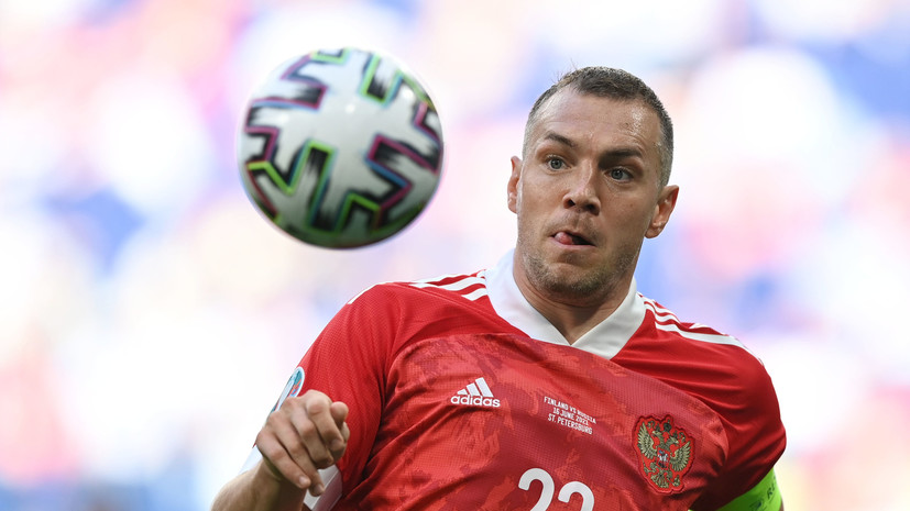 Дзюба причастен к 21 из 22 последних голов сборной России