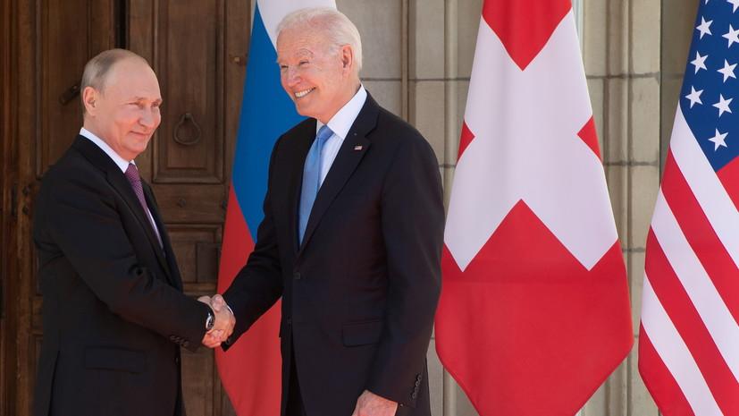 Россия и США договорились о возвращении послов
