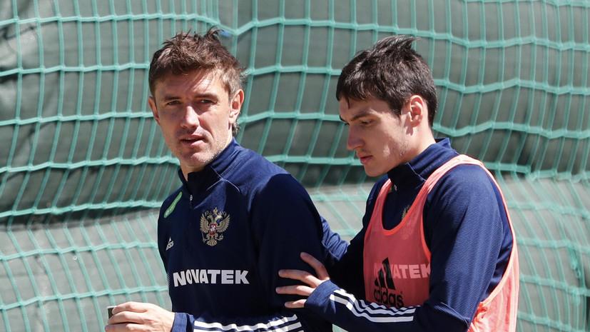 Караваев: очень хочется порадовать болельщиков и выйти в плей-офф Евро