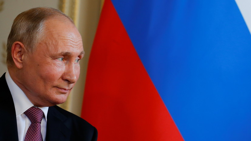 Путин сообщил, что на встрече с Байденом обсуждался обмен зэками