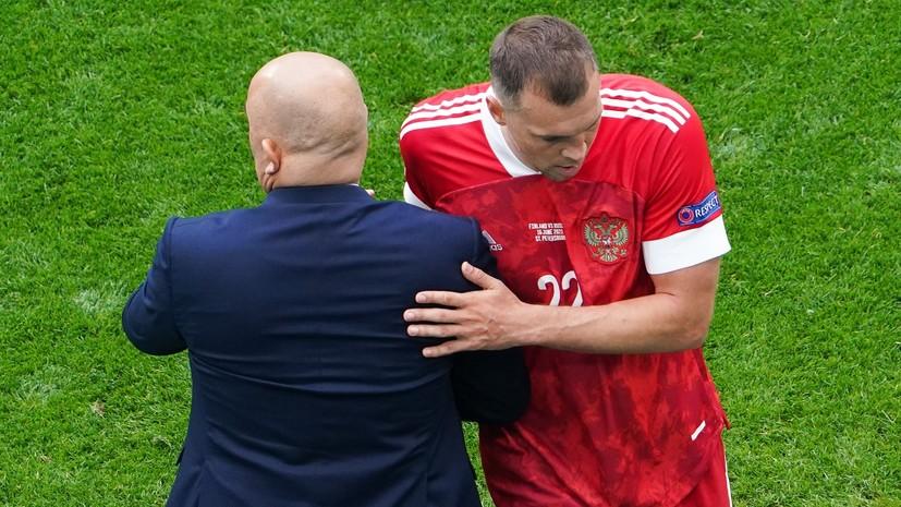 «1:0 — нормальный результат для России»: Гусев о победе над Финляндией, коррективах Черчесова и возрасте Сафонова