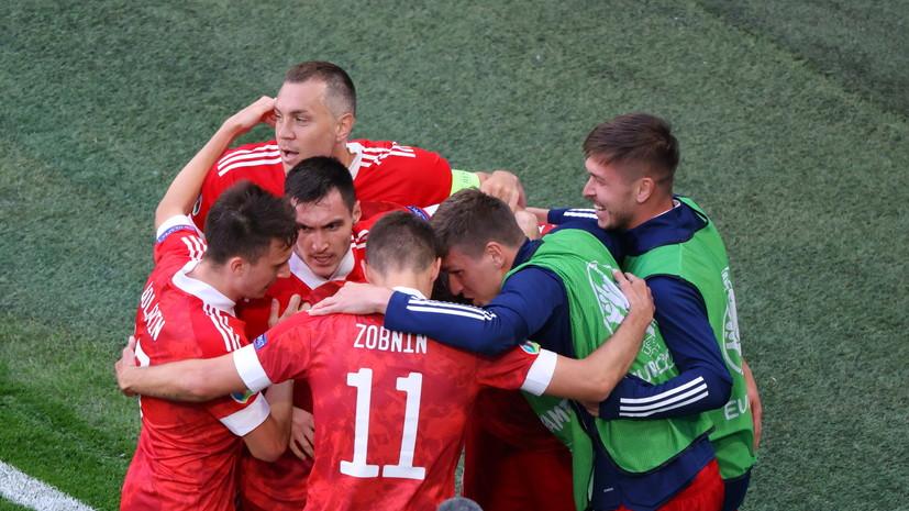 Гусев предположил, как закончится матч Евро-2020 между Данией и Россией