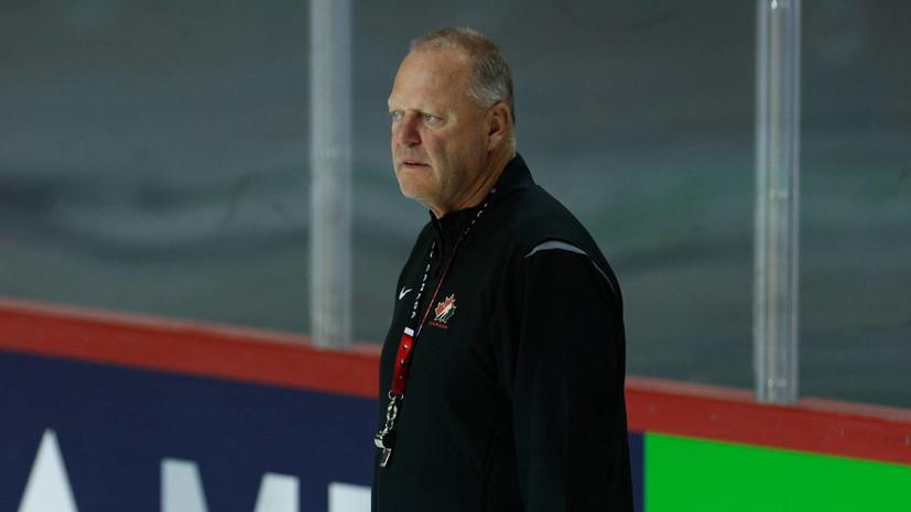 Галлан назначен главным тренером клуба НХЛ«Рейнджерс»