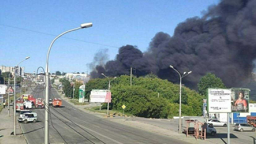Инженера АЗС в Новосибирске отправили под домашний арест после пожара