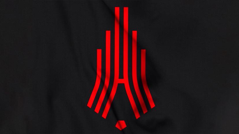 Футбольный клуб «Амкар» представил новую эмблему