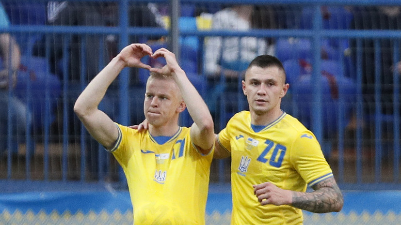 Зинченко поделился ожиданиями от матча Украина — Северная Македония