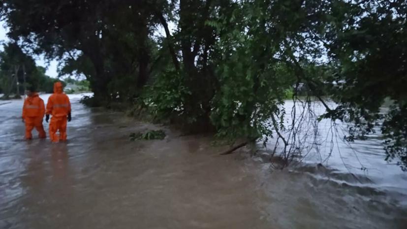 В Керчи подтоплено более 200 домов