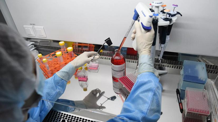 В «Векторе» сообщили, сколько сохраняются антитела у привитых «ЭпиВакКороной»