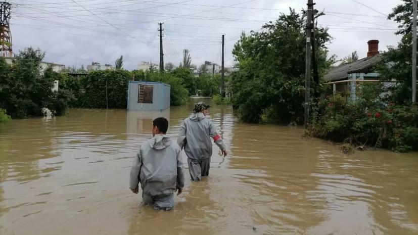 В Крыму объявлено штормовое предупреждение на 18 июня