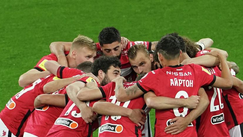 «Спартак» огласил список футболистов, которые отправятся на первый сбор в Австрию