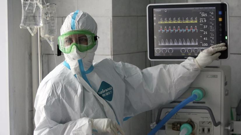 В Оренбургской области рассказали о работе по борьбе с пандемией