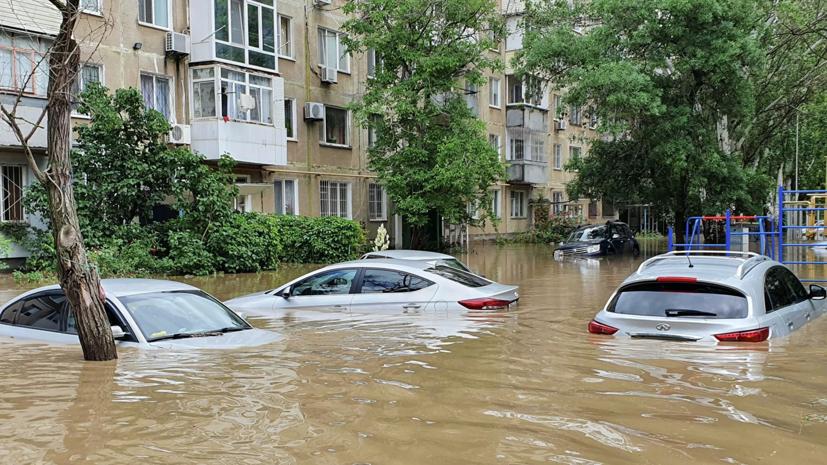 В МЧС дали прогноз по уходу воды из Керчи