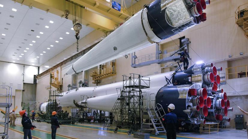 Пуск ракеты-носителя «Союз-2» с космодрома Плесецк запланировали на 25 июня