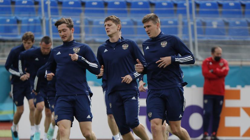Уткин: не представляю себе, каким образом сборная России может не проиграть Дании