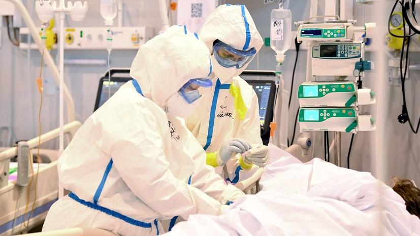 «Пришла новая мутация»: Собянин сообщил о более агрессивном штамме коронавируса в Москве