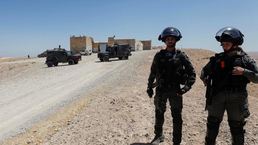 Воздушная тревога прозвучала в граничащих с сектором Газа районах Израиля