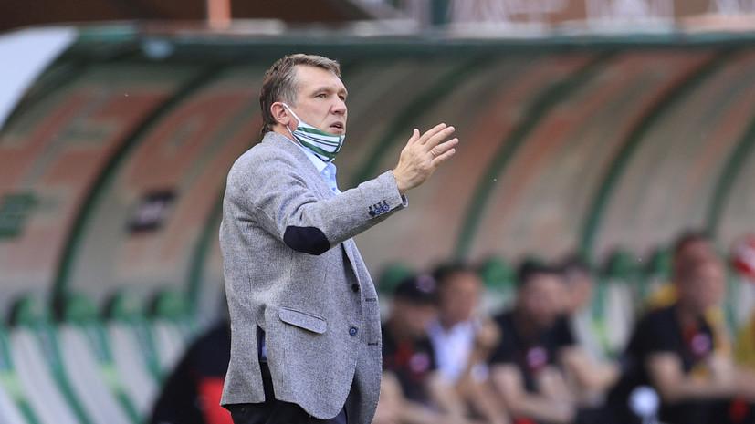 Талалаев: сборной России до Дании не так далеко, как до Бельгии