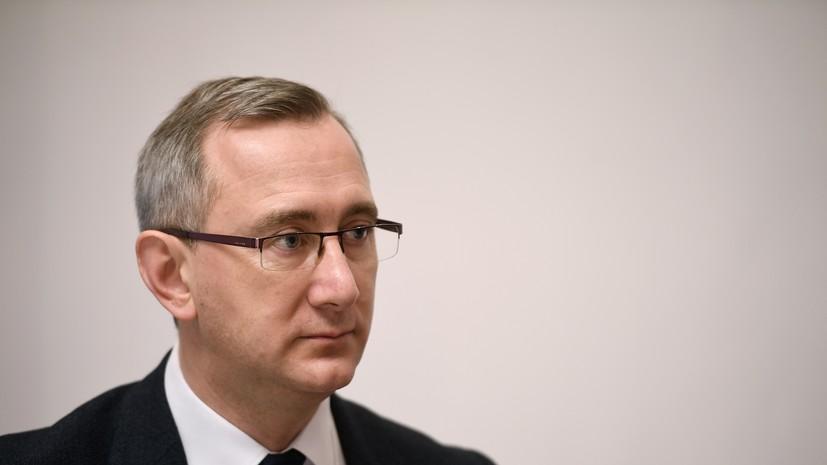 Губернатор Калужской области госпитализирован с коронавирусом