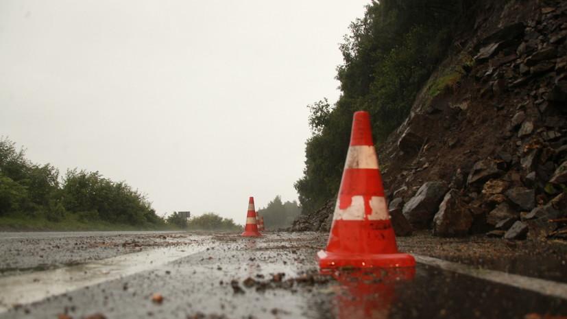 Жителей Крыма предупредили об угрозе схода селей в ряде районов